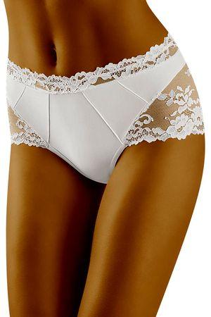 Wolbar Majtki damskie Luxa white, biały, M
