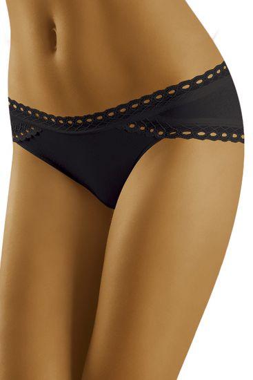 Wolbar Dámske nohavičky Eco-Ni black, čierna, XL