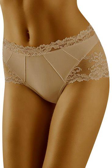 Wolbar Dámské kalhotky Luxa beige, béžová, M