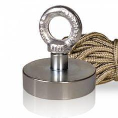 Supermagnet 40 kg - set s lanem