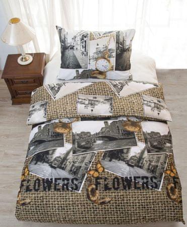 Jahu posteljnina Clock