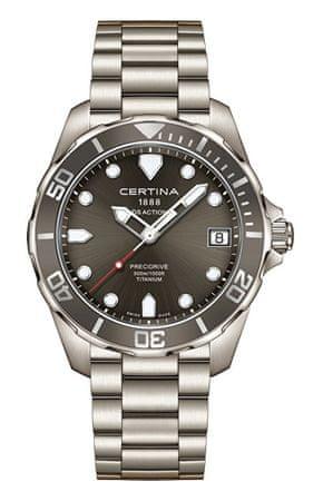 Certina AQUA COLLECTION - DS ACTION Gent - Quartz C032.410.44.081.00