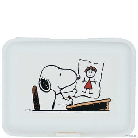 Butlers Svačinový box Snoopy ve škole