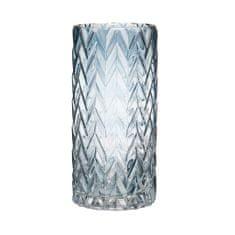 Butlers BETTY Váza 25 cm - modrá