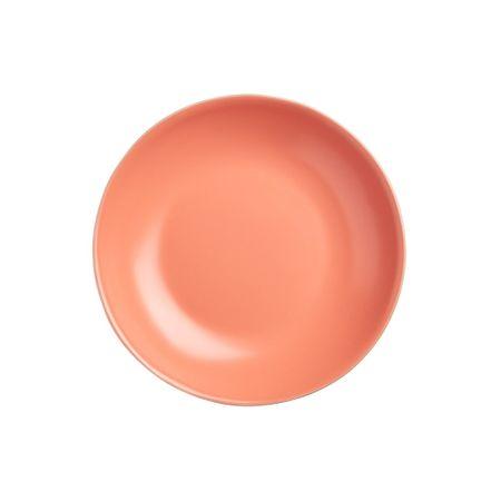 Butlers Talíř na těstoviny 21,5 cm - pastelově oranžová