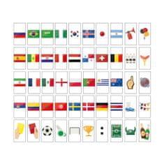 Butlers Set symbolů mistr světa 50 ks