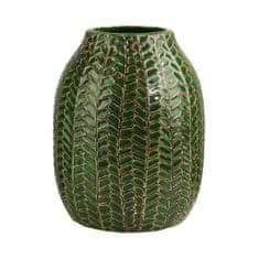 Butlers Váza 19 cm - zelená