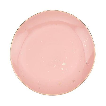 Butlers Talíř 28 cm - sv. růžová