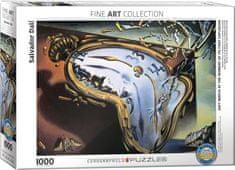 EuroGraphics Puzzle 1000 dílků Dali : Melting Clocks