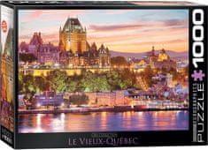 EuroGraphics Puzzle 1000 db Le Vieux-Québec