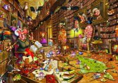Grafika Puzzle 1000 db François Ruyer: Witch