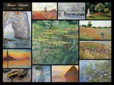 Grafika Monet: Collage 2000 dielikov