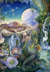 Grafika Josephine Wall: Zodiac Cancer /0039/ 1000 dielikov