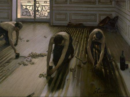Grafika Puzzle 2000 db Gustave Caillebotte : Les Raboteurs de Parquet, 187