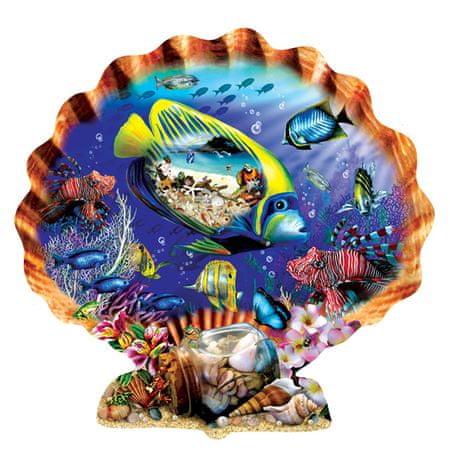 SunsOut Puzzle 1000 db Lori Schory - Souvenirs of the Sea