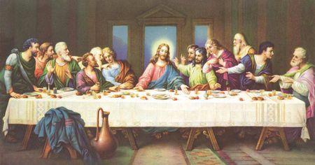SunsOut Puzzle 1000 db Balliol - The Last Supper