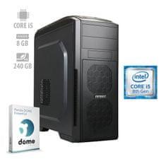 mimovrste=) namizni računalnik Business i5-8400/8GB/SSD240GB/FreeDOS (ATPII-PF7G-3066)