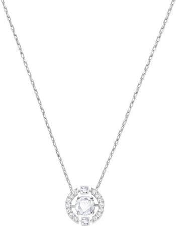 Swarovski Bleščeča ogrlica SPARKLING PLES 5286137