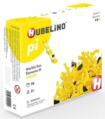 Hubelino tor Pi - elementy toru M 98 szt.