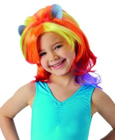 Rubie's My Little Pony - paruka Rainbow Dash
