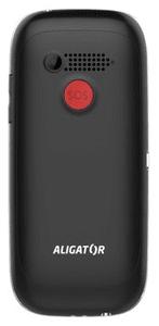 Aligator A510 Senior, mobil pro seniory, nabíjecí stojánek, velká hlasitost, velká tlačítka