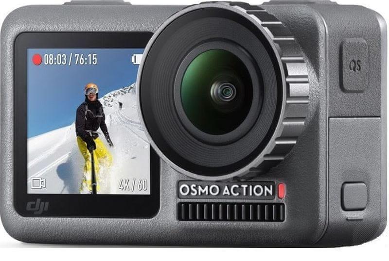 DJI športna kamera OSMO Action | mimovrste=)