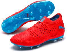 Puma moški nogometni čevlji Future 19.2 Netfit Fg/Ag