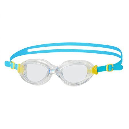 Speedo otroška plavalna očala Futura Classic Junior, svetlo modra