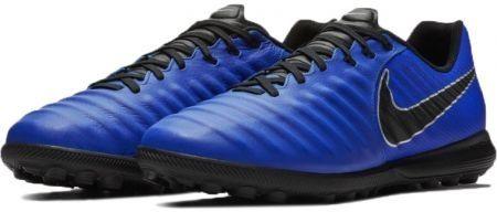 Nike moški športni čevlji Lunar Legendx 7 Pro Tf, modri, 42,5