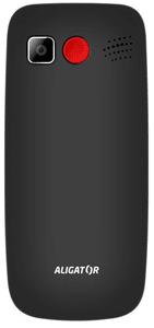 Aligator A890 GPS Senior, mobil pro seniory, velká hlasitost, velká tlačítka, dlouhá výdrž, velkokapacitní baterie