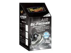 Meguiar's Air Re-Fresher Odor Eliminator - Black Chrome Scent - čistič klimatizace + pohlcovač pachů + osvěžovač vzduchu