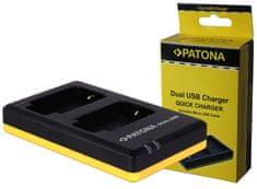 PATONA Nabíječka Foto Dual Quick Sony NP-FW50 USB, PT1964