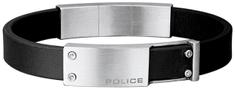 Police Férfi csavaros le PJ26193BLB / 01 karkötő