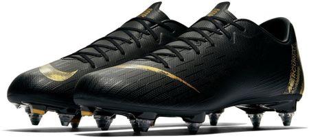 Nike Vapor 12 Academy Sg-Pro Fekete-Arany 45,5