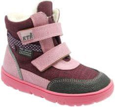 KTR dívčí zimní boty