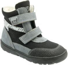 KTR chlapecké zimní boty
