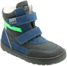 KTR chlapčenské zimné topánky
