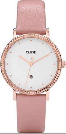 Cluse Le Couronnement Rose Gold White/Soft Rose CL63002