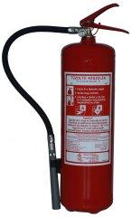 Hastex Hab tűzoltó készülék - VP 6 TNC – Antikor