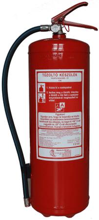Hastex Vízes tűzoltókészülék  V 9 Ti
