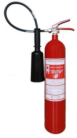 Hastex CO2 tűzoltó készülék (hó) 5kg - S 5 H