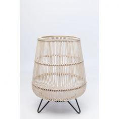 KARE Lucerna Bamboo 56 cm - přírodní