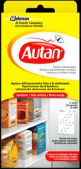 Autan lističi za živilske molje 2/1