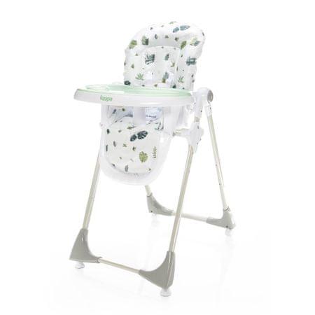 ZOPA Jídelní židlička MONTI, Jungle - použité