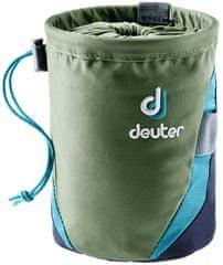 Deuter torba Gravity Chalk bag I L, Khaki-Navy