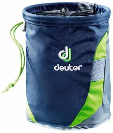 Deuter torba Gravity Chalk bag I L, Navy-Granite