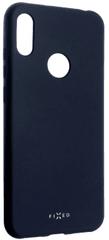 Fixed Zadní pogumovaný kryt Story pro Honor 8A, modrý, FIXST-387-BL