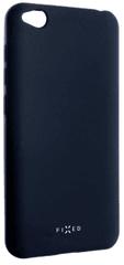 Fixed Zadní pogumovaný kryt Story pro Xiaomi Redmi Go, modrý, FIXST-391-BL