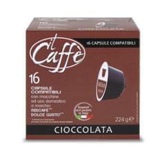 CAFFÉ CORSINI Čokoláda 16 kapsúl