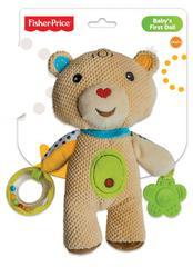 Fisher-Price Moja prvá hračka medveď